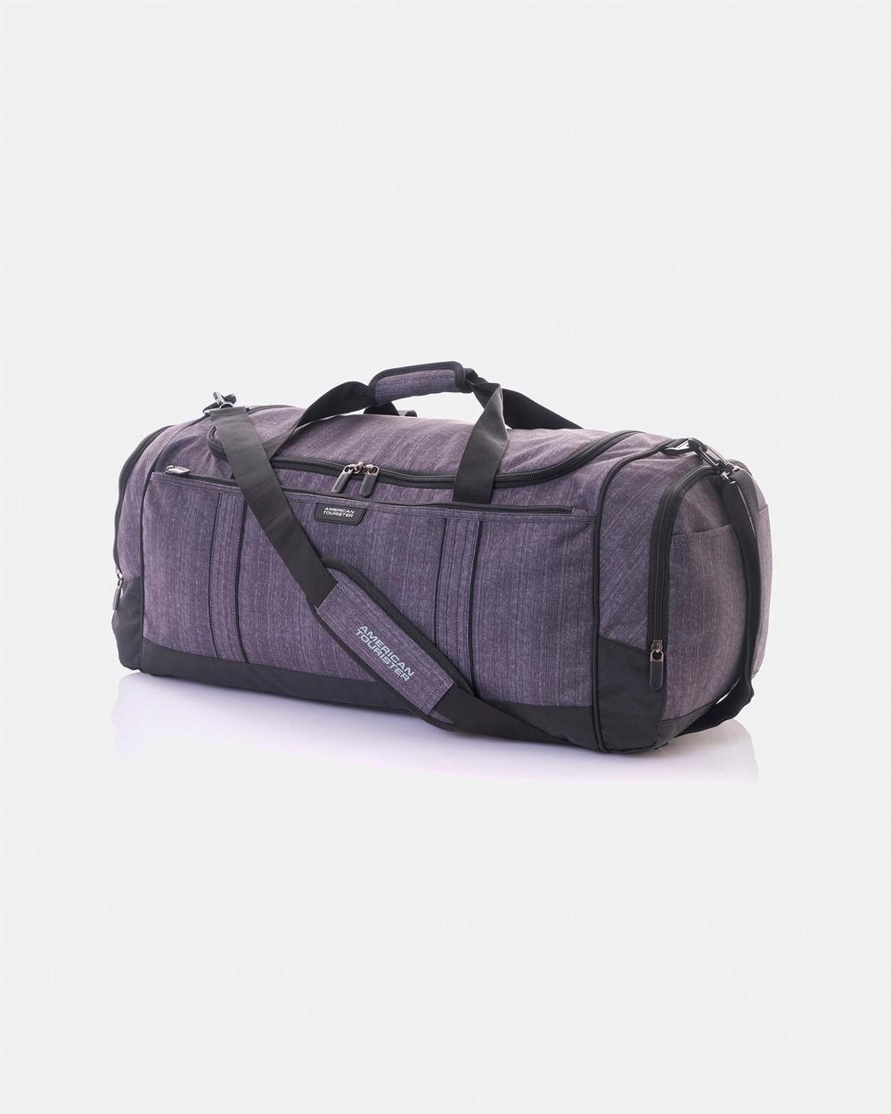 American Tourister Travel Duffle 1 67cm Bags Gunmetal