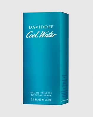 Davidoff - Cool Water Eau de Toilette 75 ml Beauty (N/A)