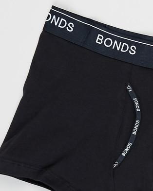 Bonds 3 Pack Guyfront Trunks - Underwear & Socks (Pack 24)