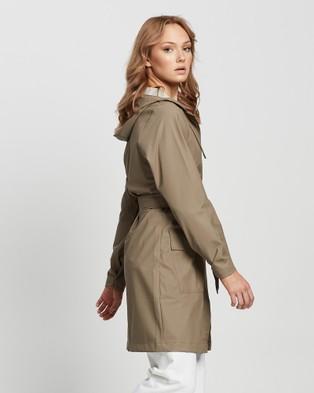 RAINS - Belt Jacket Accessories (Taupe)