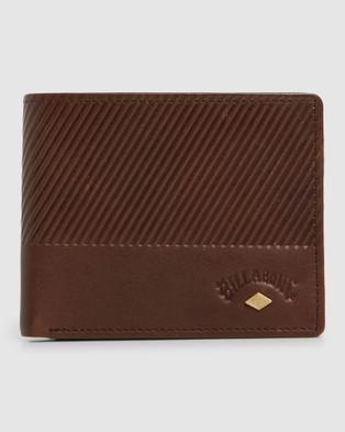 Billabong Helmsman Rfid Flip Wallet - Wallets (JAVA)