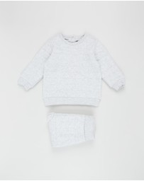 Cotton On Baby - Scout Rory Quilted Tracksuit - Babies