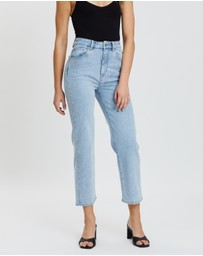 Atmos&Here - Evelyn Straight Leg Jeans