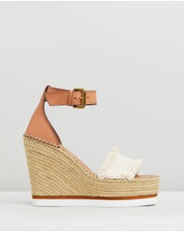 See By Chloé - Canvas Wedges