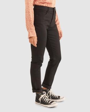Sportscraft Jackie High Waisted Skinny Jeans - Jeans (black)