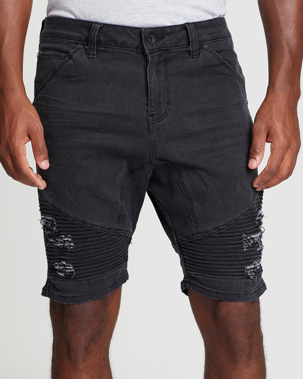 4ea9392d02b Outlaw Shorts by Silent Theory Online | THE ICONIC | Australia