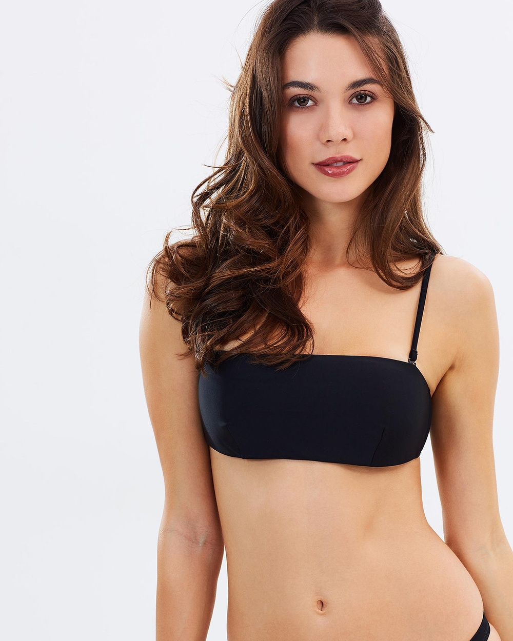 Tanliines The Bronte Cate Top Bikini Tops Black The Bronte Cate Top