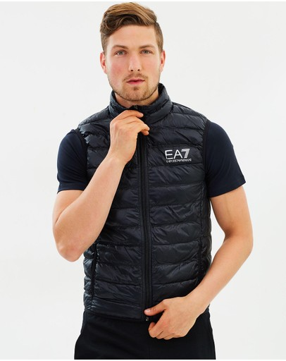 Emporio Armani EA7 - TRAIN CORE DOWN VEST