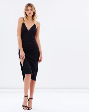 Maurie & Eve – Maarit Dress – Dresses (Black)