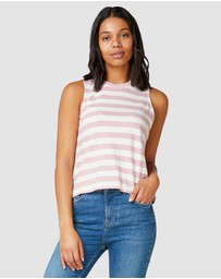 Superdry - Summer Stripe Tank