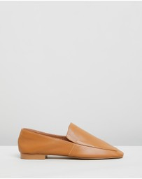 Atmos&Here - Laura Leather Loafers
