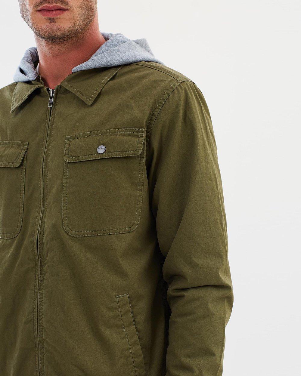 Canton Jacket by Brixton Online  1ba594e1f18
