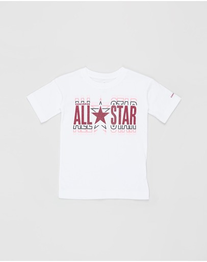 Converse - All Star Elongated Tee - Kids