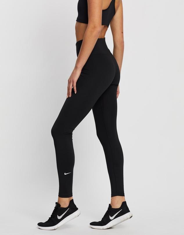 Women Dri-Fit One Mid-Rise Leggings