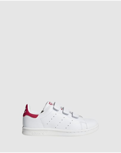 adidas Originals - Stan Smith Strap Pre School