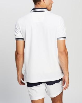 NAUTICA Ocean Challenge SS Polo - Shirts & Polos (Bright White)