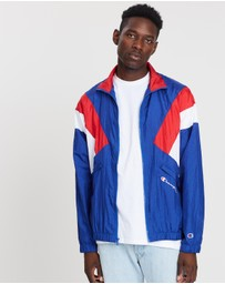 Champion Life - Nylon Warm-Up Jacket