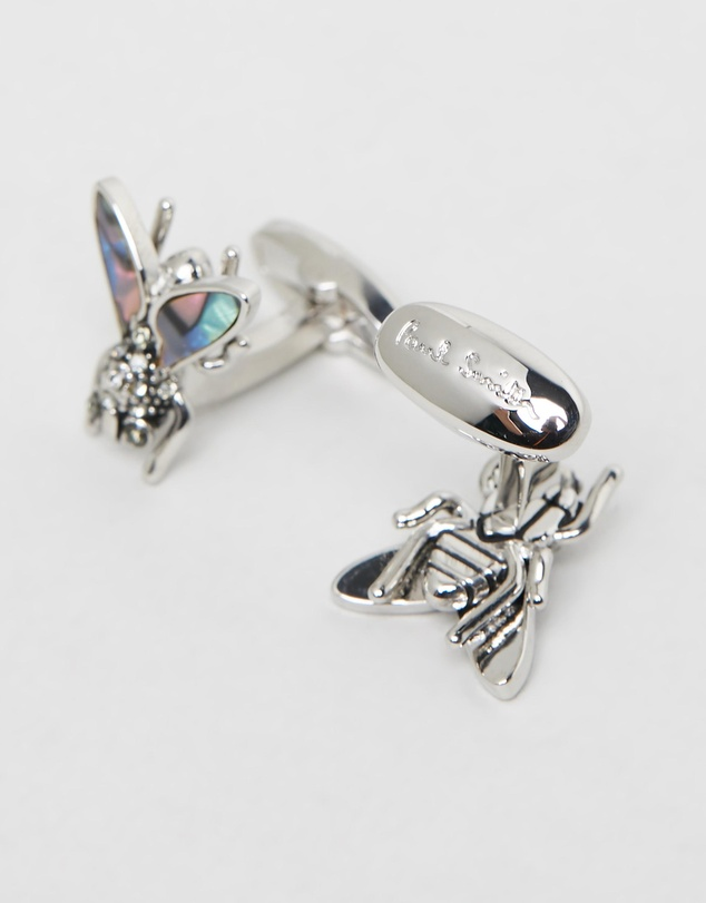 Paul Smith - Iridescent Wings Cufflinks