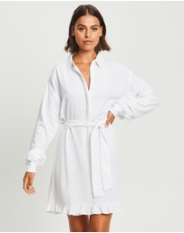 The Fated - Asher Shirt Dress