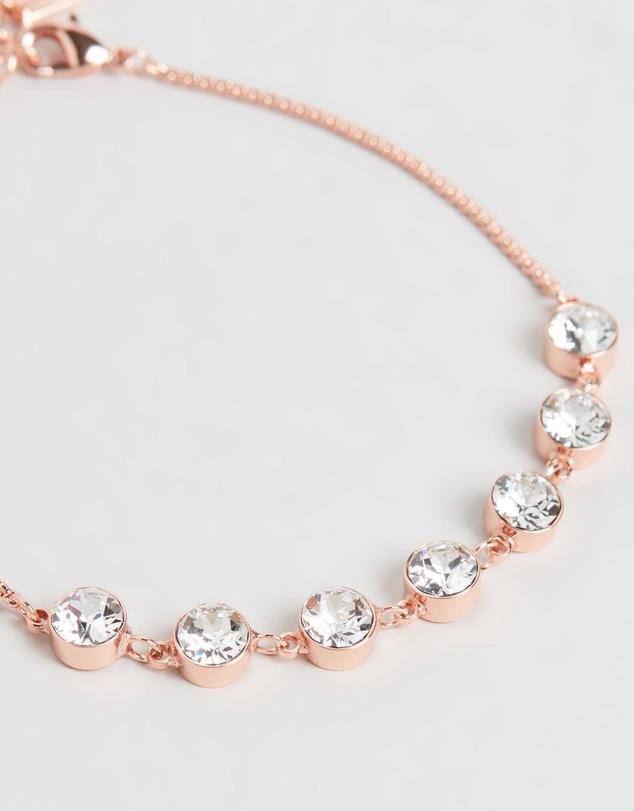 Women Nicole Bracelet with Swarovski® Crystals