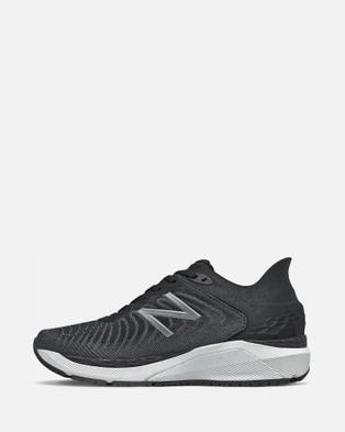 New Balance Fresh Foam 860v11 X Wide Fit Women's Performance Shoes Black X-Wide
