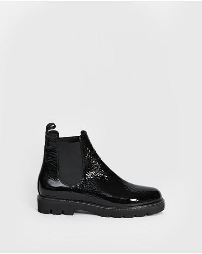 Bul Roccia Boots Black