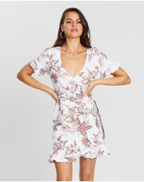 Tigerlily - Mazari Wrap Dress