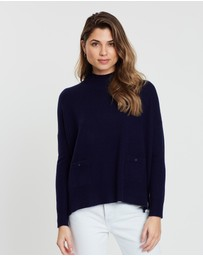 SABA - Ellie Relaxed Pocket Knit