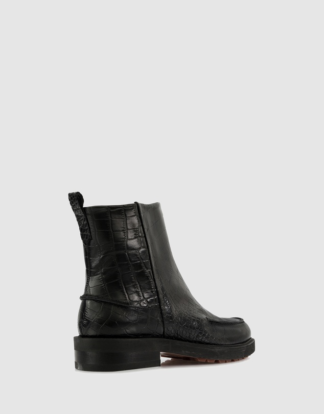Women Bocking Ankle Boots