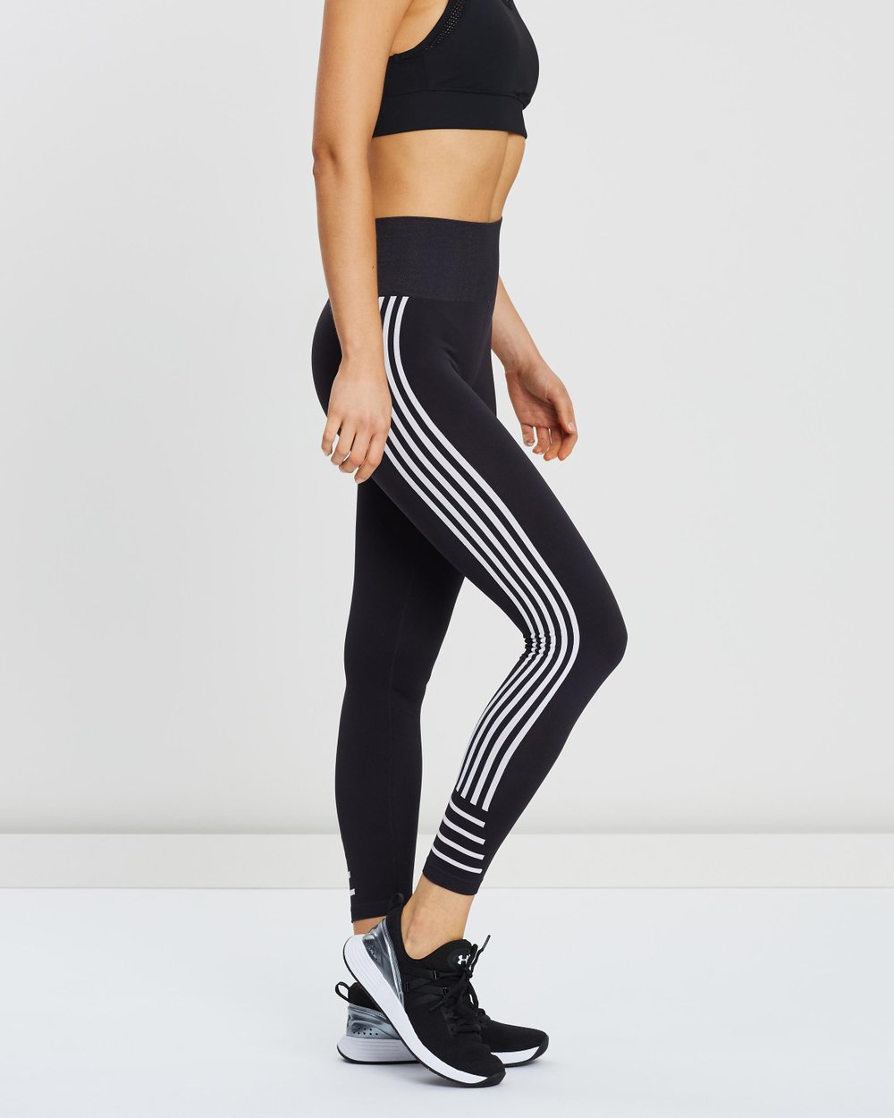 3a7cee9aa227e Seamless Stripe Tights by Champion Online | THE ICONIC | Australia
