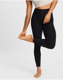 Beyond Yoga - Out Of Pocket High Waisted Midi Leggings