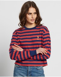 Polo Ralph Lauren - Crew LS Knit Top