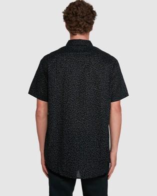 Billabong Sundays Mini Short Sleeve Shirt - Shirts & Polos (STEALTH)