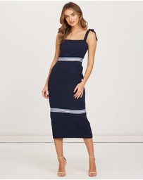 Calli - Jyamie Stripe Dress