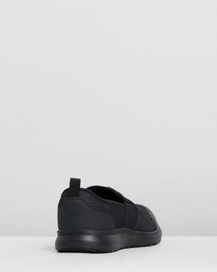 Vionic Julianna Pro Slip On Sneakers - Slip-On Sneakers (Black)