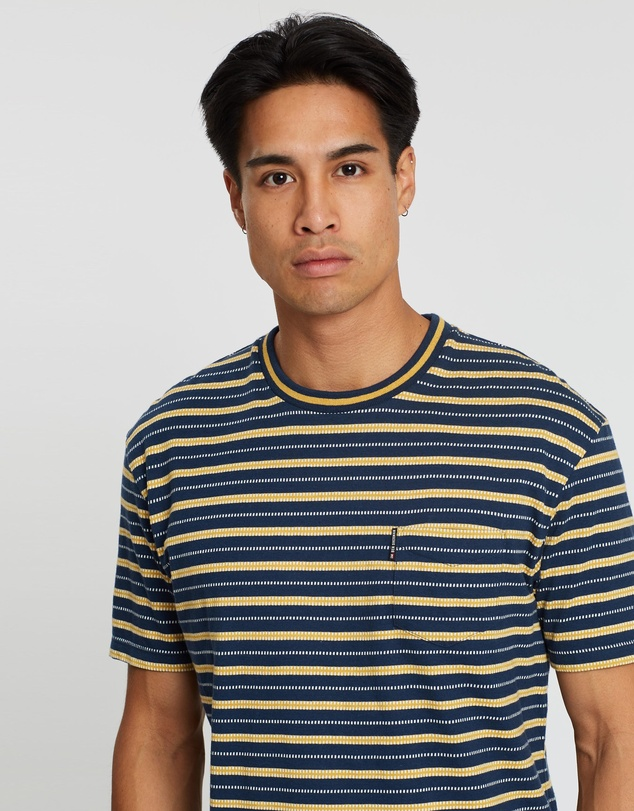 Ben Sherman - Retro Stripe Tee