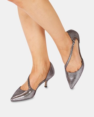 NINA Tirisa - All Pumps (GUNMETAL)