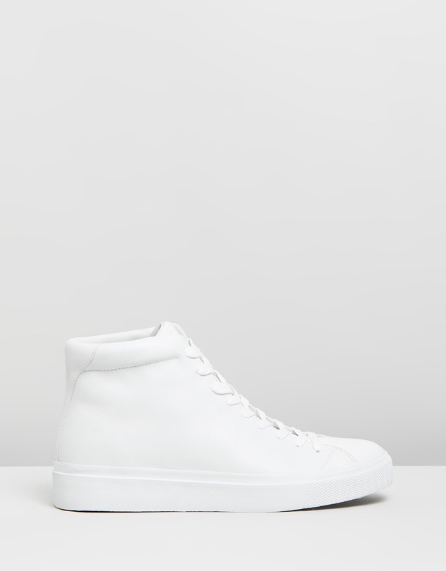 rag & bone - RB1 High Top Lace-Up Sneakers