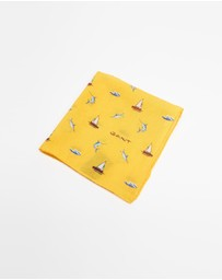 Gant - Cotton-Silk Pocket Square