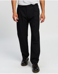 Kenzo - Pleated Trousers