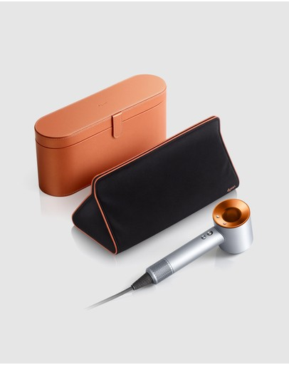 Dyson - Supersonic Silver & Copper Copper Case Travel Bag