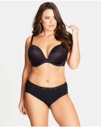 City Chic - Adore Push Up Bra