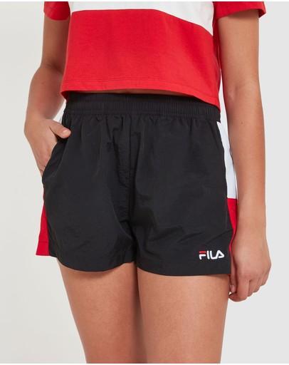 Fila Zena Shorts Black