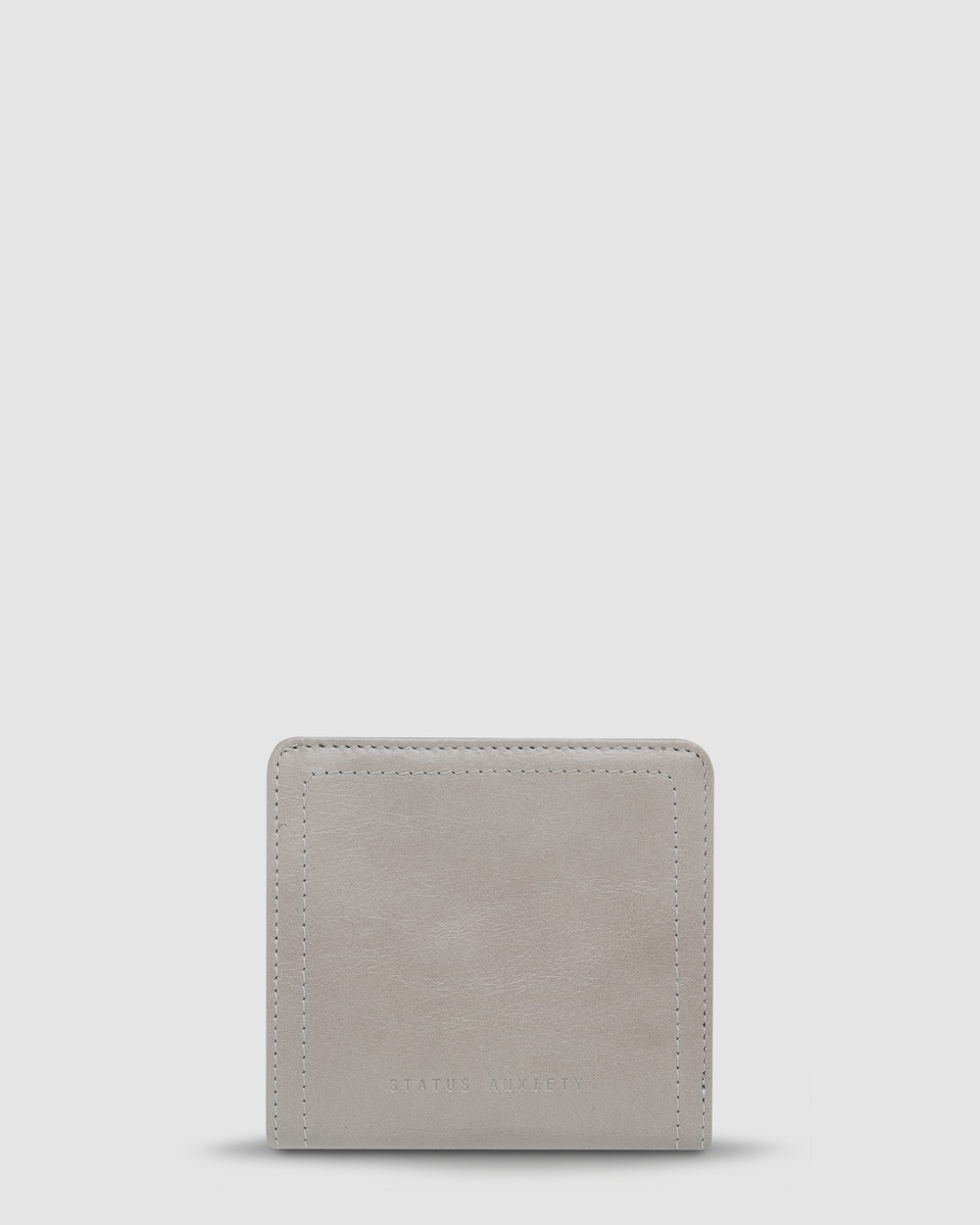 Status Anxiety In Another Life Wallet Wallets Light Grey