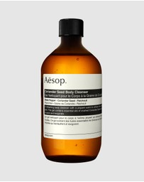Aesop - Coriander Seed Body Cleanser 500mL Screw Cap