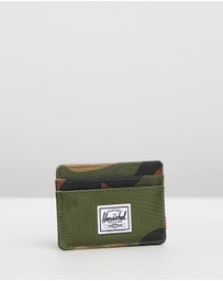 Herschel - Charlie RFID Card Holder
