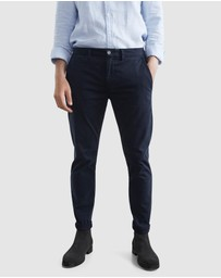 French Connection - Slim Fit Stretch Chino Pants