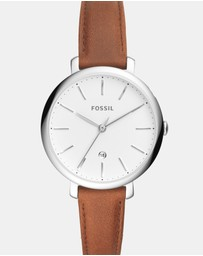 Fossil - Jacqueline Brown Analogue Watch