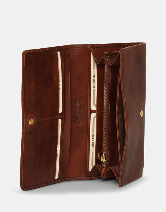 Women Carmen Leather Wallet