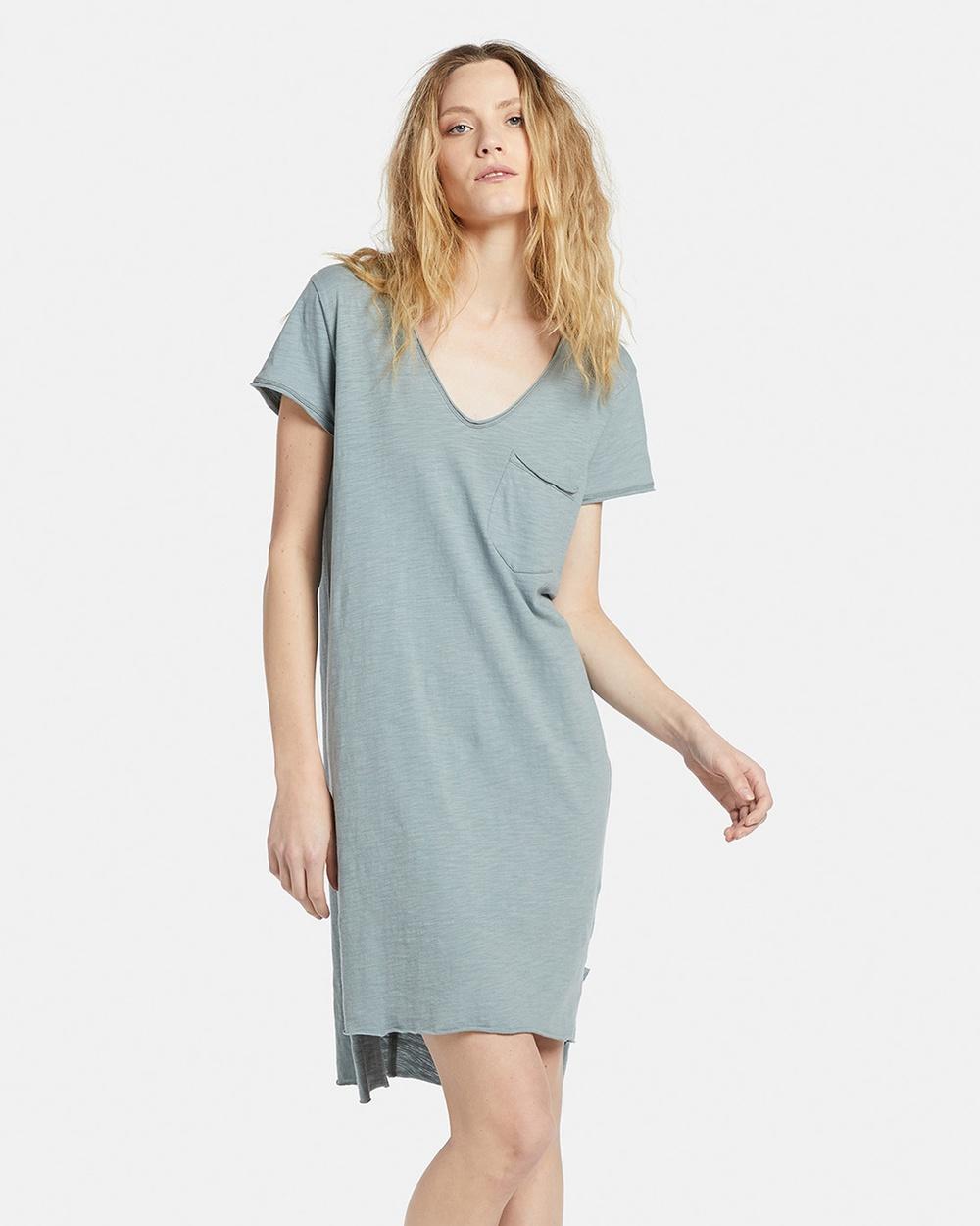 jac + mooki SAGE Helena Dress
